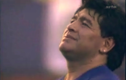 Screenshot Maradona